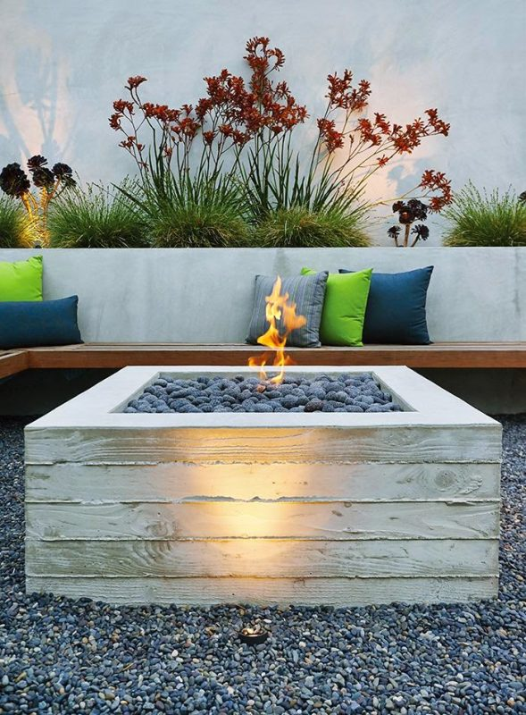 diy fire pit ideas to warm your summer nights usefuldiyprojects 20 - Top 50+ DIY Fire Pit Ideas to Warm Your Summer Nights