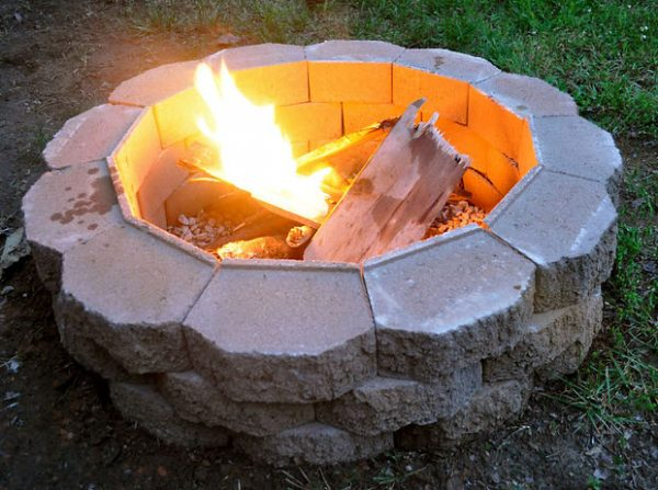 diy fire pit ideas to warm your summer nights usefuldiyprojects 5 - Top 50+ DIY Fire Pit Ideas to Warm Your Summer Nights