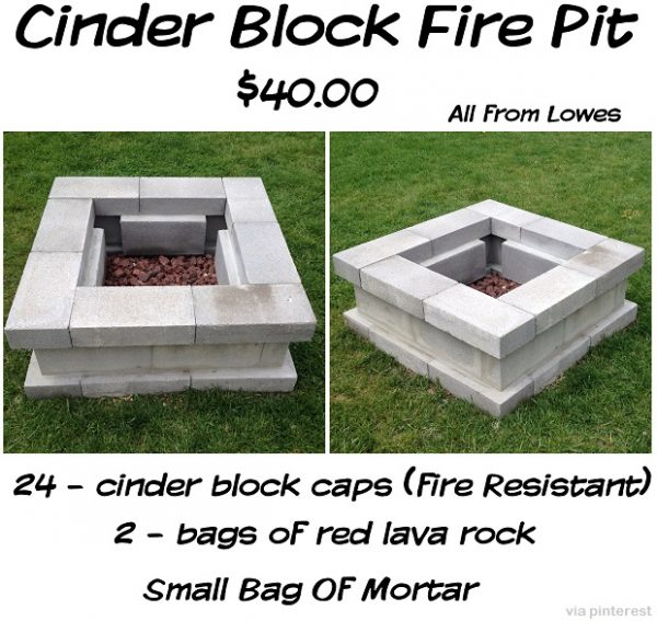diy fire pit ideas to warm your summer nights usefuldiyprojects 8 - Top 50+ DIY Fire Pit Ideas to Warm Your Summer Nights