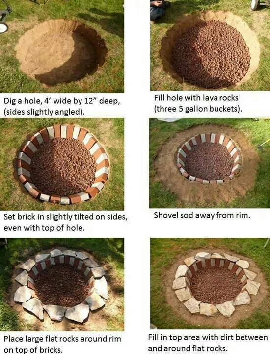 diy fire pit ideas to warm your summer nights usefuldiyprojects 9 - Top 50+ DIY Fire Pit Ideas to Warm Your Summer Nights