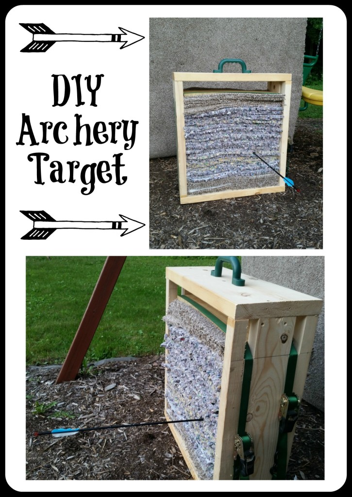 Archery Target 725x1024 - 12 Easy DIY Archery Target Projects for Bowhunters