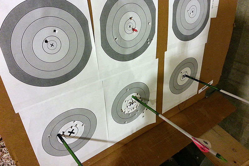 diy target 3 - 12 Easy DIY Archery Target Projects for Bowhunters