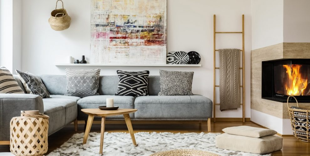Decorating Tips For Creating A Stylish Living Room - Useful ...