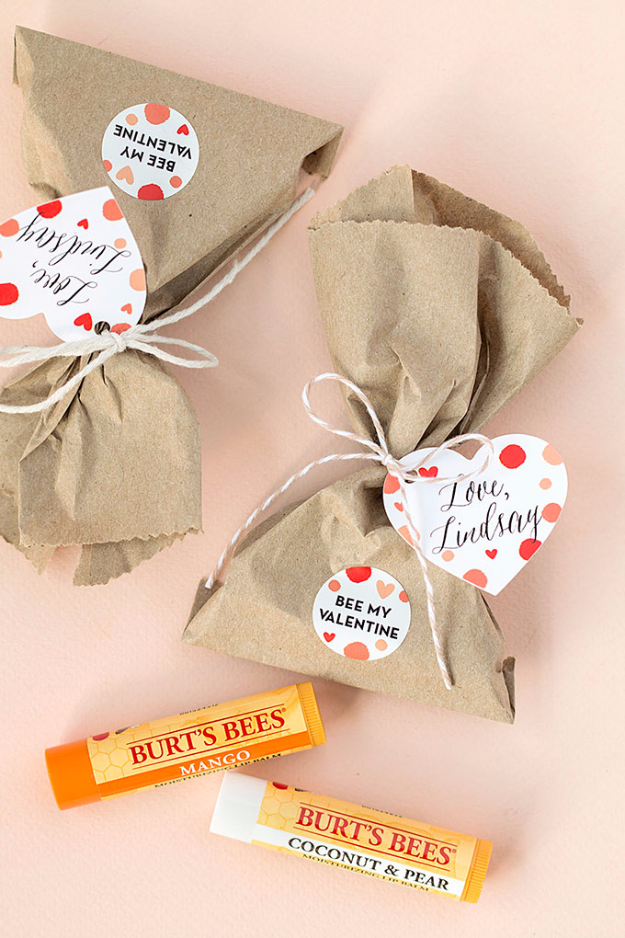 35 DIY Valentines Day Gift Ideas 29 - 35 DIY Valentine's Day Gift Ideas