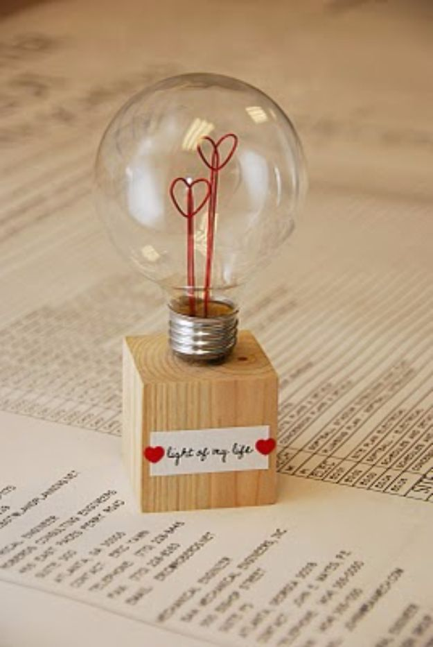 35 DIY Valentines Day Gift Ideas 43 - 35 DIY Valentine's Day Gift Ideas
