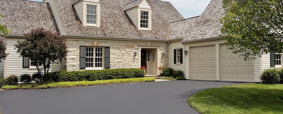 Signs It's Time to Repave Your Driveway