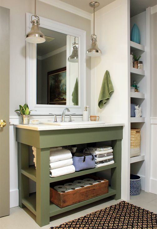 15 Diy Bathroom Vanity Ideas On A Budget Usefuldiyprojects 8 Useful Diy Projects