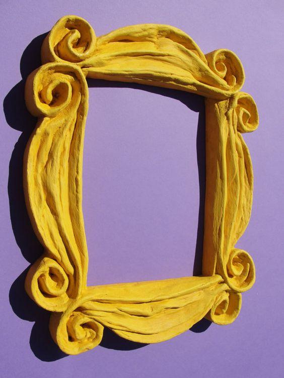 paper mache frame