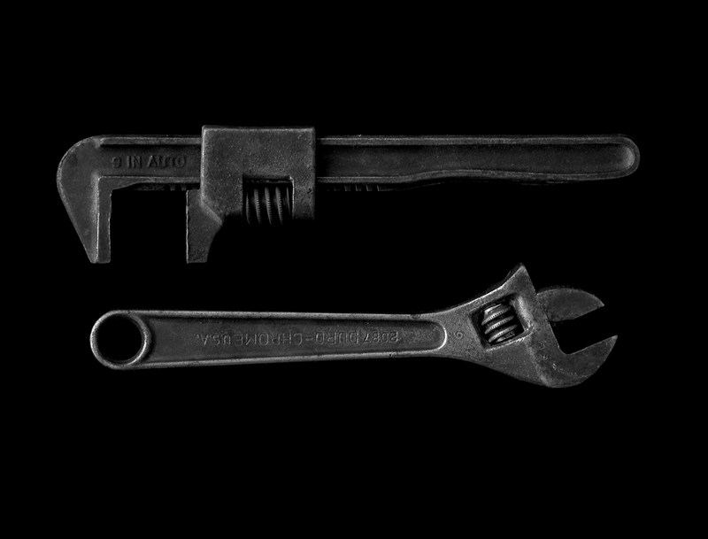 2 adjustable wrench must have home tools