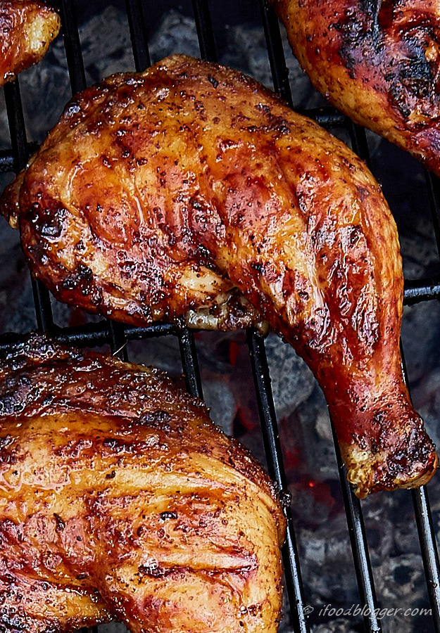 barbecue food ideas chicken