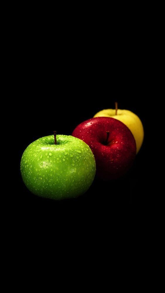 top 10 best foods three colors apples