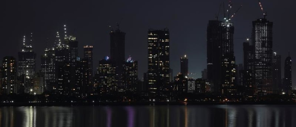 night city view world economy