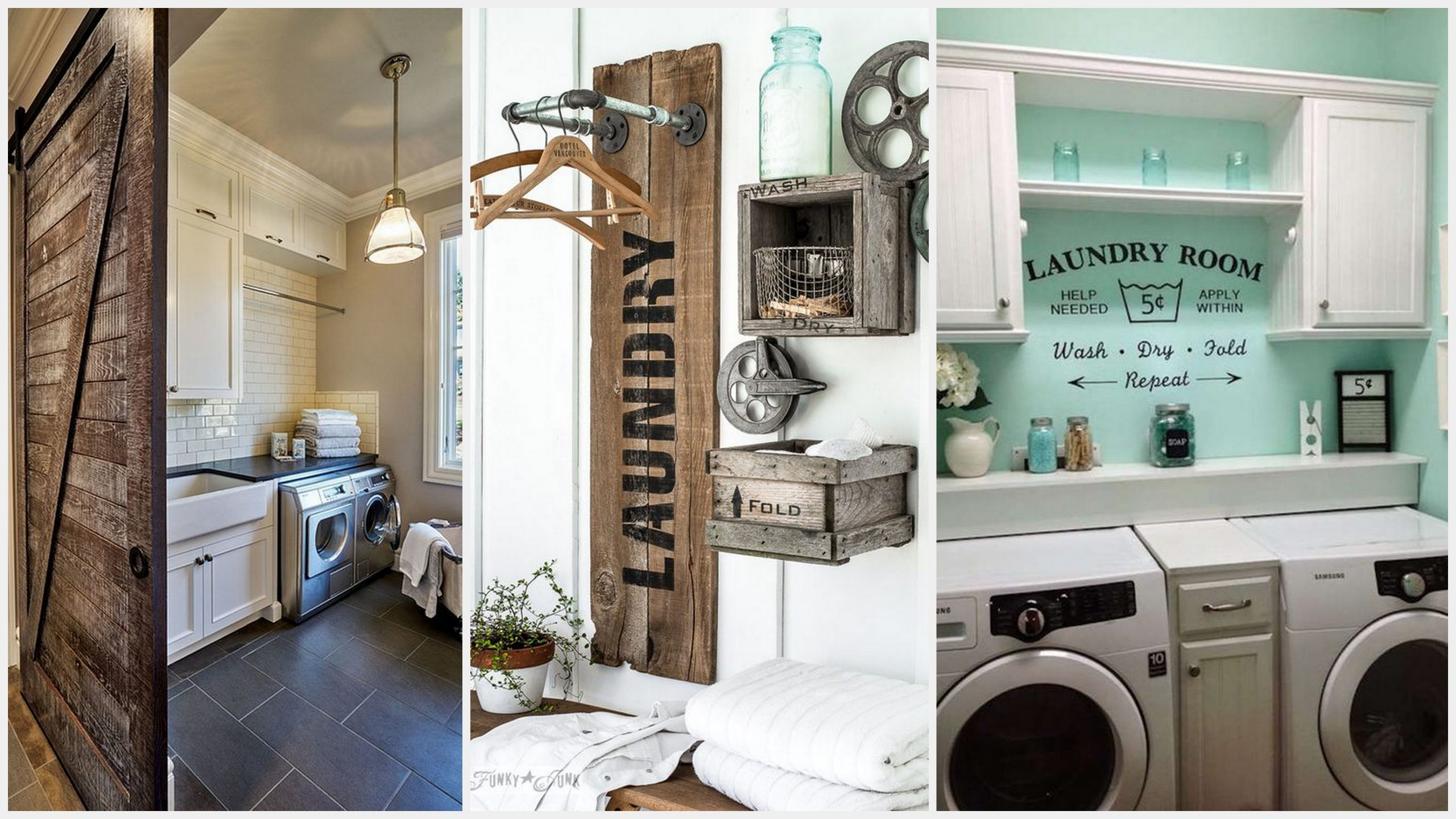 Laundry Room Ideas To Make Your Space Better Useful DIY Projects