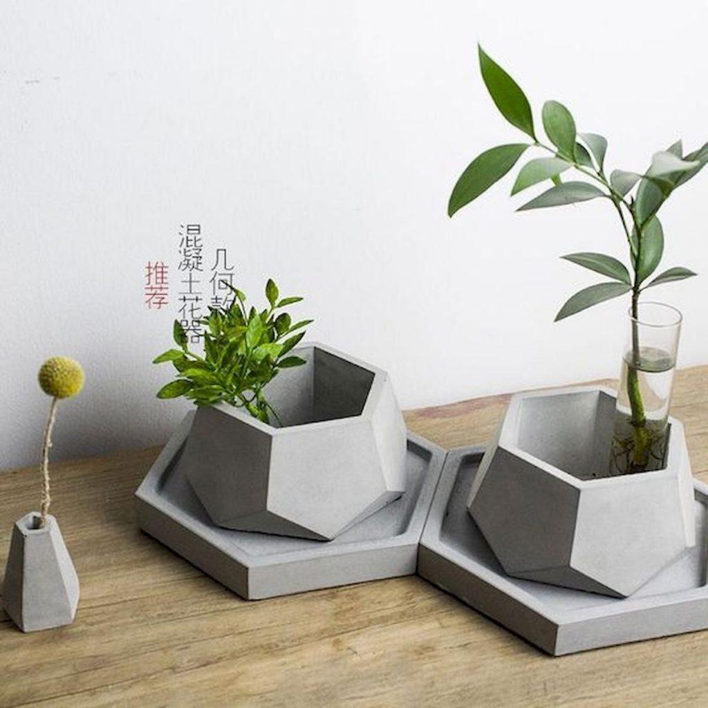 Perfectly shaped geometrical holders