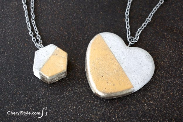 cement medallions