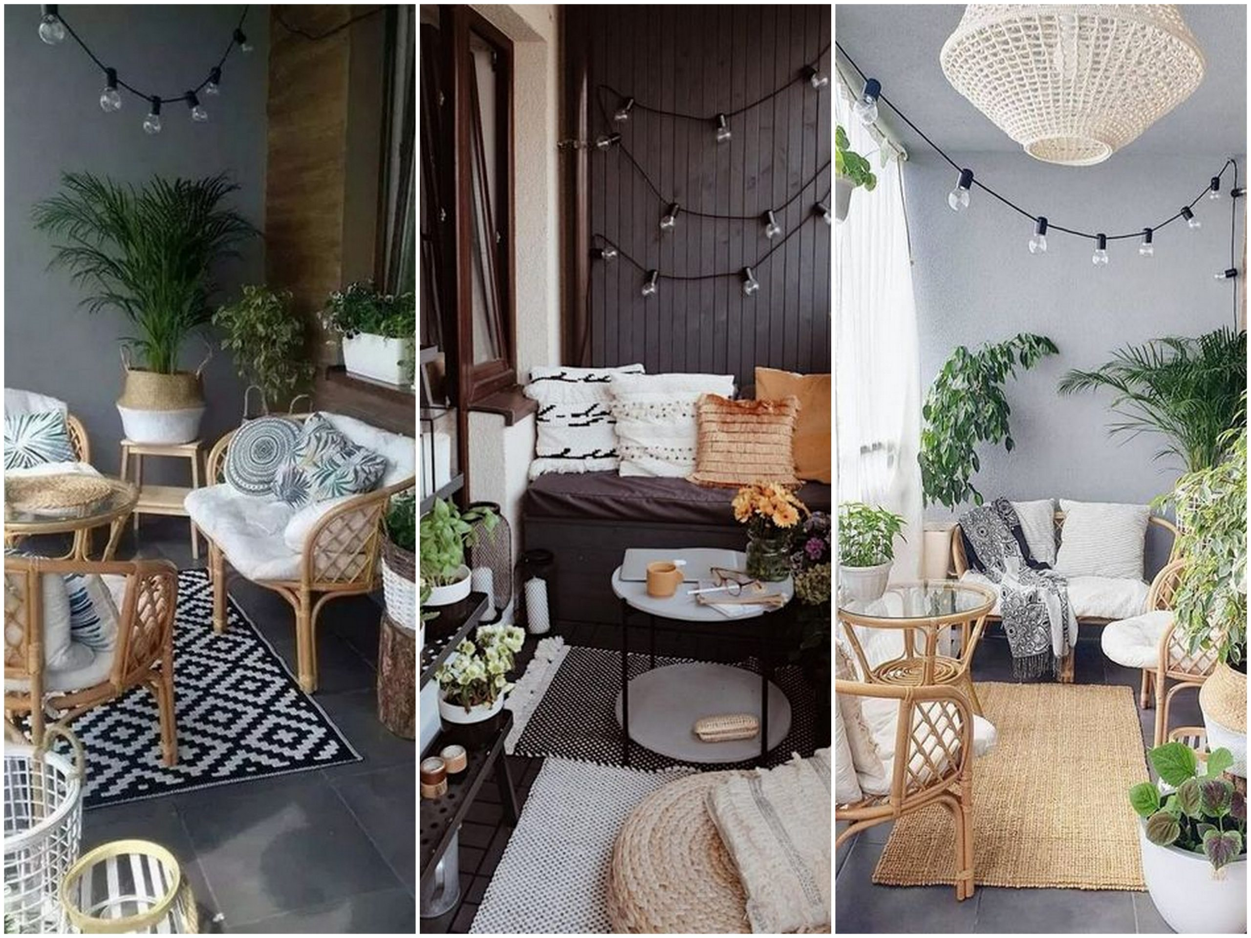 Incredible DIY Outdoor Space Ideas For Your Apartment Balcony