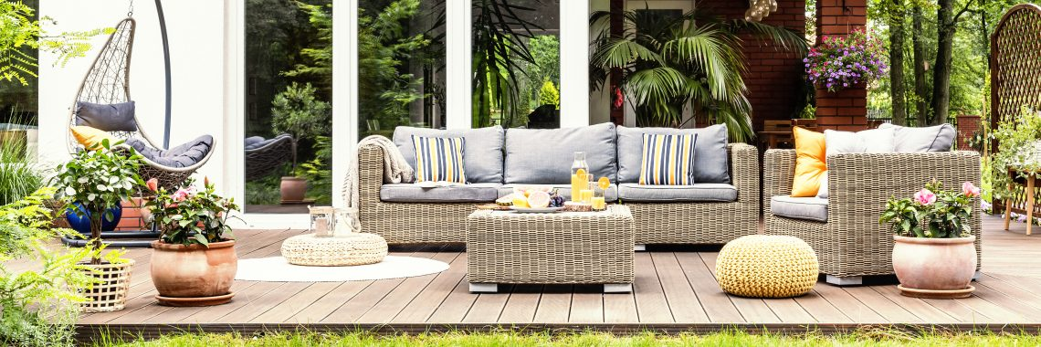 5 Tips For Building Outdoor Furniture