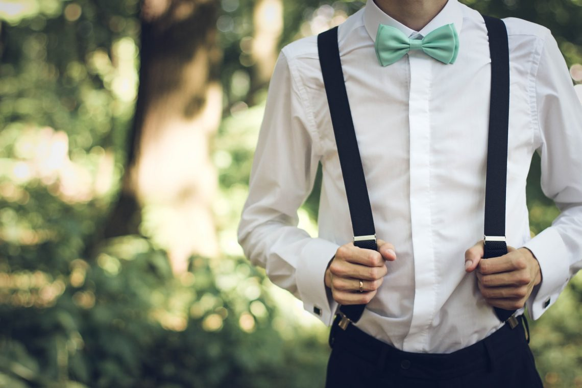 Is It Worth It To Create Your Own Bespoke Men's Suspenders?