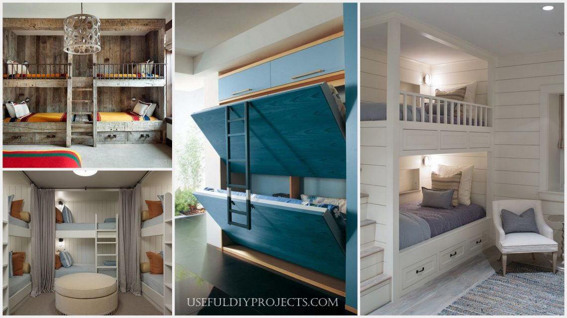 Save Space With These 18 Bunk Bed Ideas