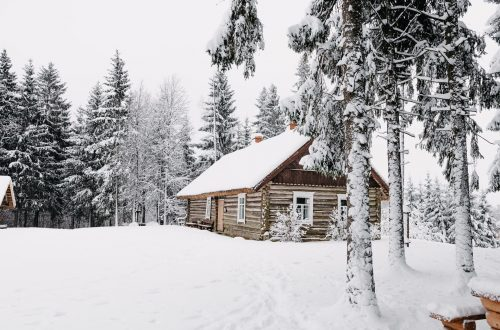 The Call of the Countryside 6 Distinct Advantages of Living in a Log Cabin Home