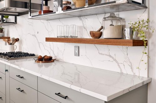 5 Ways Quartz Backsplash Prove To Be Game Changers