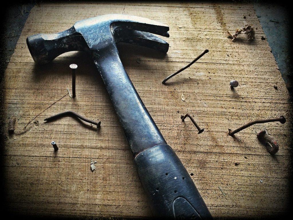 flooring tools hammer