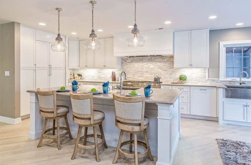 No More Outdated Kitchen 6 Minimal Cost Ways To Remodel It