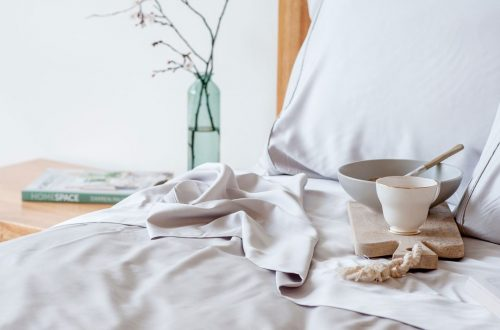 Sweating at Night - Cooling Bamboo Sheets Are the Answer