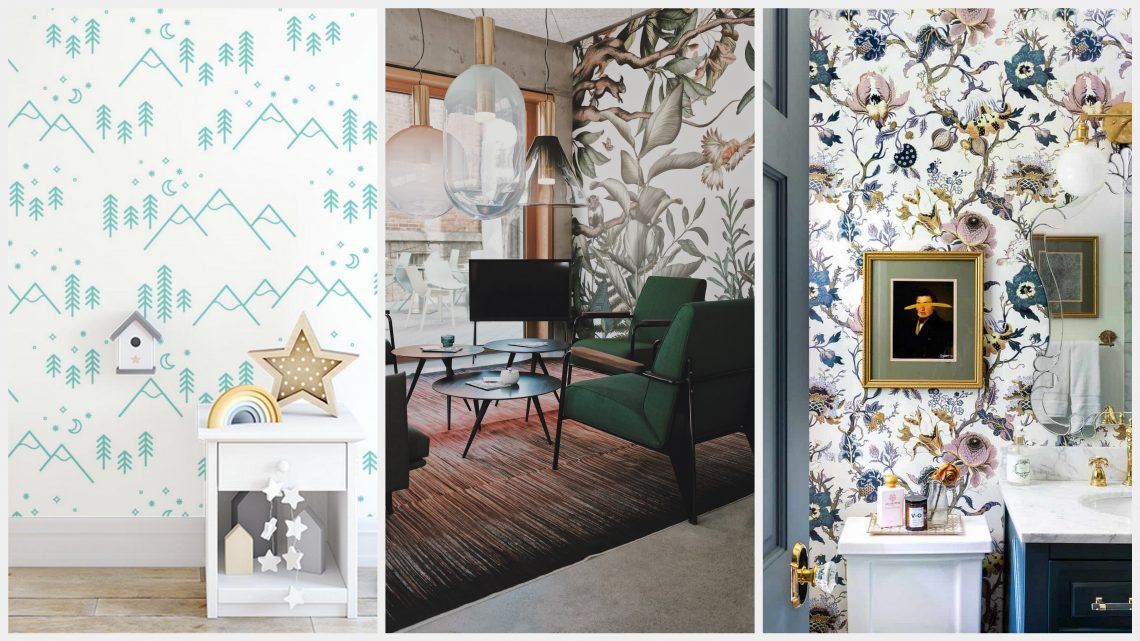 5 Cute Wallpaper Designs You Can Install Yourself