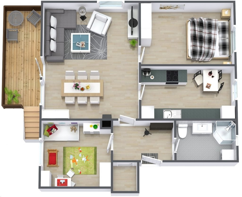 Benefits of Simple House Plans