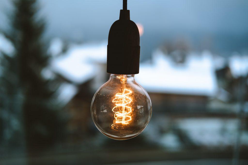Install smart lighting system