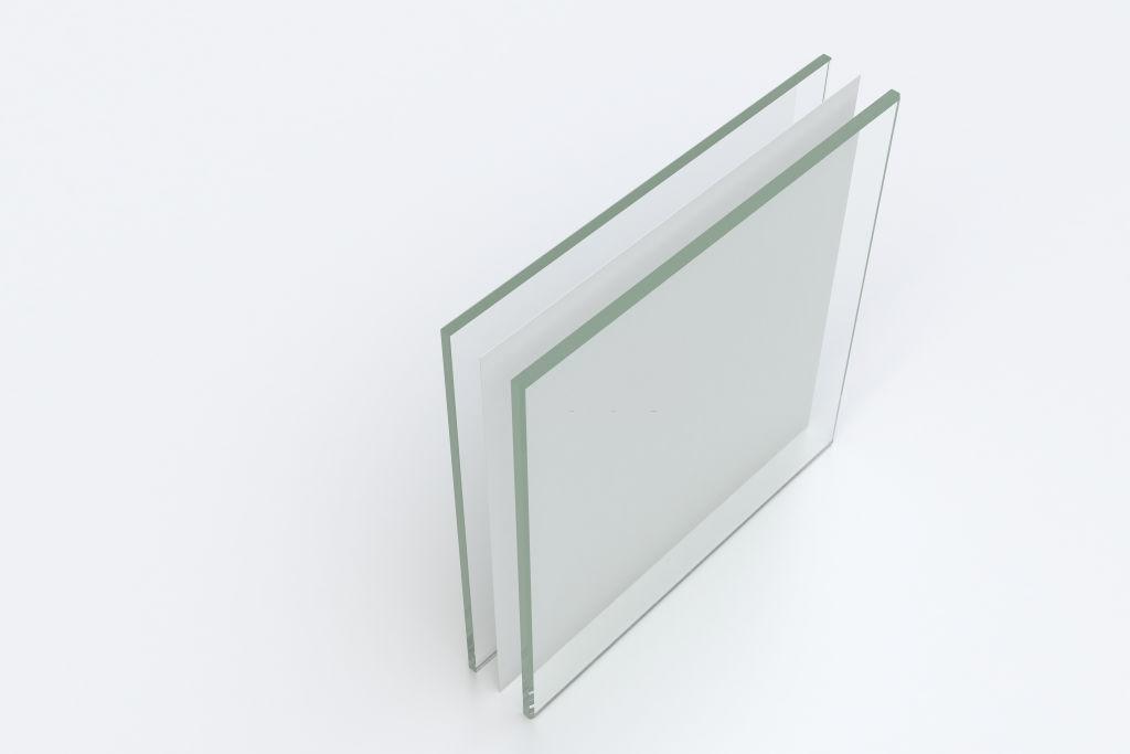 Pyran Platinum Filmed Glass