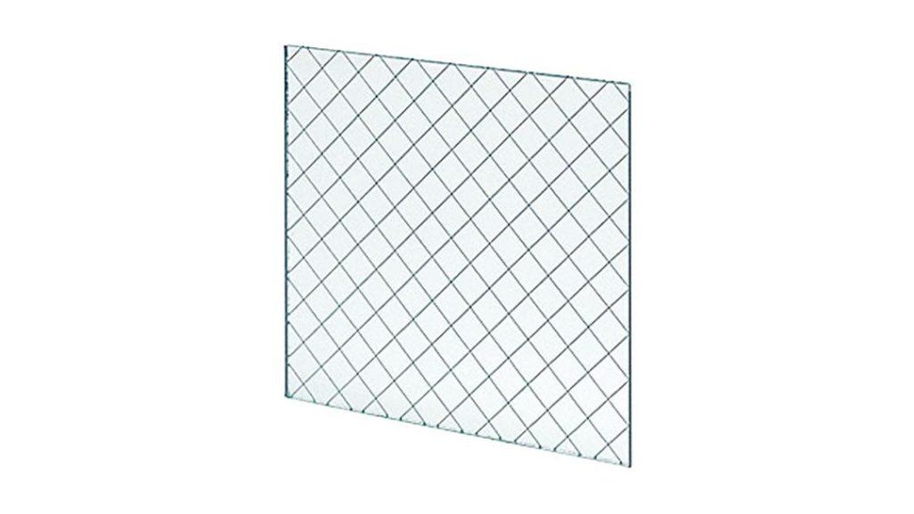 diamond wire glass