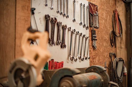 diy garage upgardes