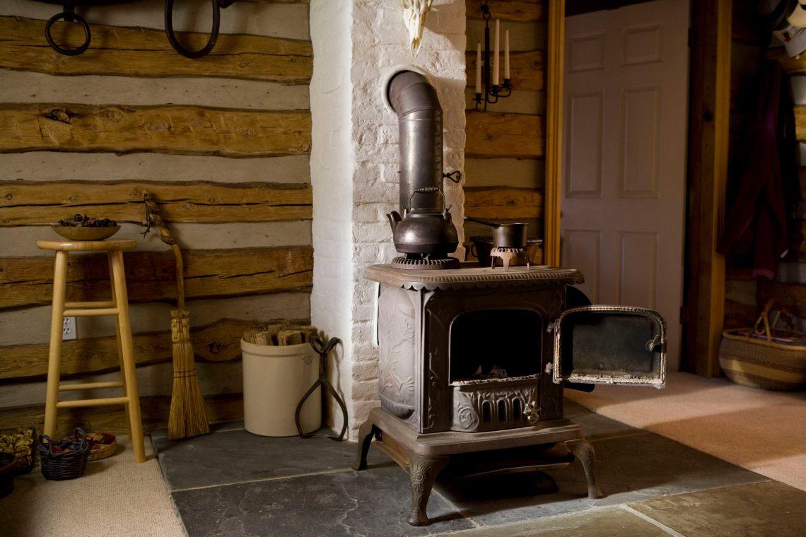 flueless gas fireplace